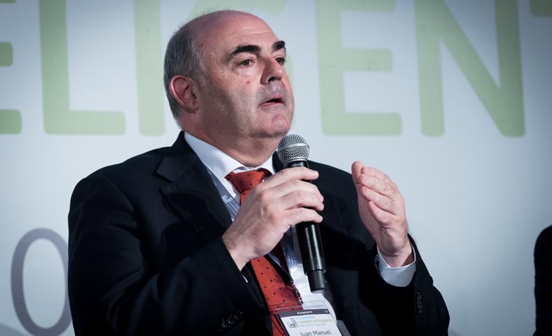Juan Manuel Fernádez, director general de Administración Local de la Junta de Andalucía.