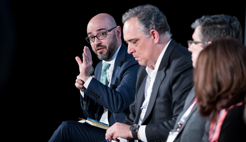 Flavio Tejada, jefe de ventas para Ciudades Europeas de Arup.