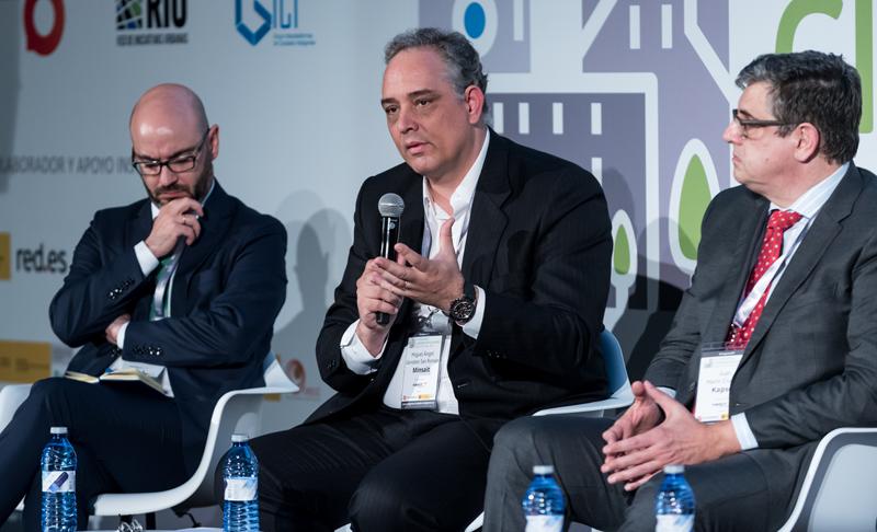 Miguel Ángel González, director del Área de Soluciones Digitales de Minsait.