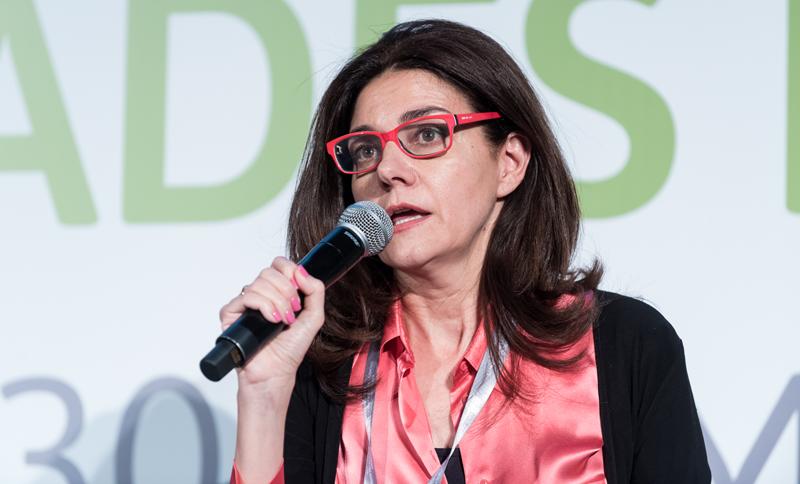 Rocío Viñas, subdirectora general de Cooperación e Innovación de Ineco.