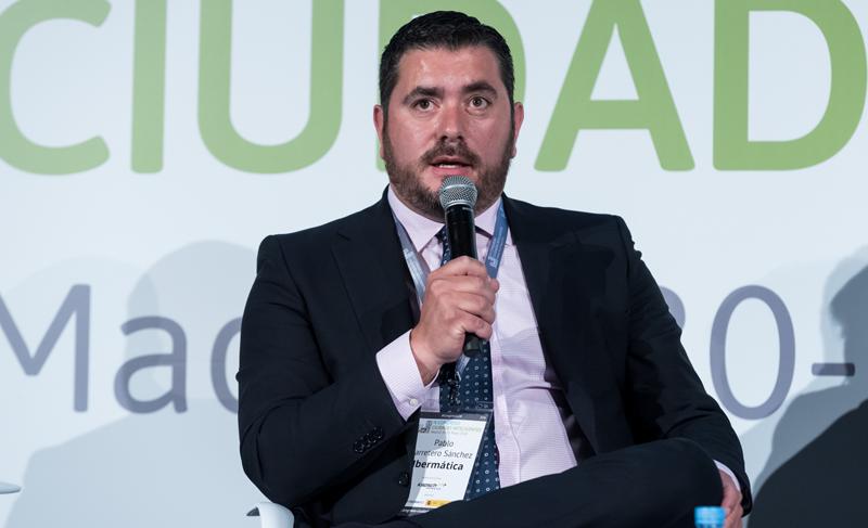 Pablo Carretero, director de Estrategia Blockchain de Ibermática.