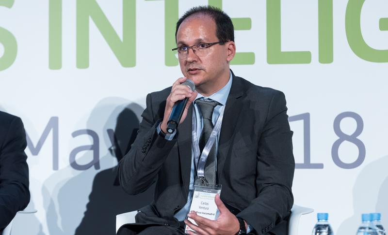 Carlos Ventura, jefe del Departamento de Telecomunicaciones del Ayuntamiento de Rivas Vaciamadrid.