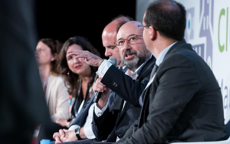 Jordi Cirera, miembro de la Dirección de Telecomunicaciones e Infraestructuras del Instituto Municipal de Informática del Ayuntamiento de Barcelona.