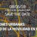 Los arquitectos debaten el 8 de junio en Madrid sobre cómo afectará el futuro de la movilidad a las ciudades