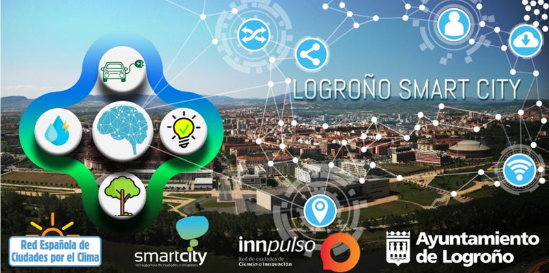 Figura 1. Logroño, Ciudad Inteligente.