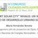Smart Solar City NIVALIS. Un nuevo concepto de desarrollo urbano sostenible