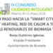 Un nuevo paso hacia la Smart City: Brunete District Heating, red de calor a través de energías renovables de biomasa y solar
