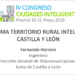 Plataforma Territorio Rural Inteligente de Castilla y León