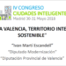 Connecta Valencia, Territorio Inteligente y Sostenible