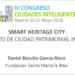 Smart Heritage City: un proyecto de Ciudad Patrimonial Inteligente