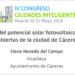 Visor del potencial solar fotovoltaico de las cubiertas en la ciudad de Cáceres