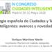 Estrategia española de Ciudades y Territorios Inteligentes: avances y novedades