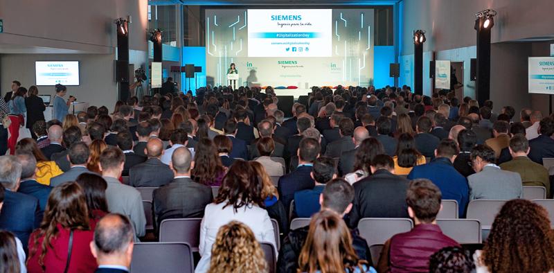 El evento contó con diferentes conferencias sobre las tecnologías disruptoras y su aplicación.