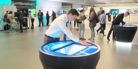 Digitalización para la gestión de ciudades, industrias e infraestructuras energéticas