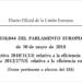 Modificaciones Directiva 2010/31/UE relativa a la eficiencia energética de los edificios