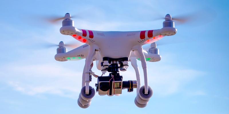 Los drones se perfilan como la tecnología de ayuda para entidades locales según AL Traffic • ESMARTCITY