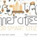 Inteligencia artificial, ciudades inteligentes y 'smart citizens', ingredientes del encuentro que tendrá lugar en Valencia