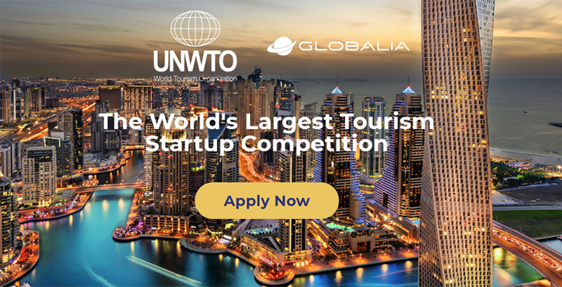El plazo de solicitud para participar en la convocatoria de ideas de la OMT y Globalia para transformar el turismo estará abierto hasta el tres de septiembre.