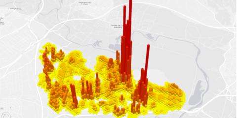 Creando ciudades inteligentes a través del poder de la geografía