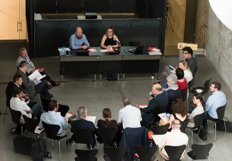 Comité Técnico V Congreso de Edificios de Energía Casi Nula.