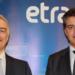 Antonio Ortín y Antonio Marqués, Grupo ETRA
