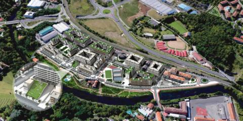 Donostia/San Sebastián Ciudad coordinadora del proyecto europeo Lighthouse Replicate (H2020) para la transición hacia una smart city