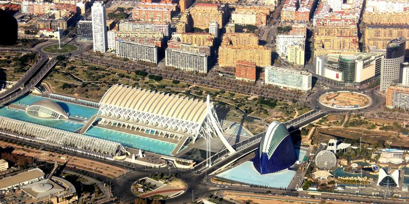 La ciudad de Valencia ha presentado un proyecto de 194 edificios inteligentes a la convocatoria de ayudas de Red.es.