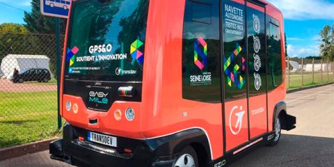 Un autobús sin conductor comienza a circular en pruebas el próximo mes de septiembre en Cataluña