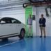 La Diputación de Almería sumará tres vehículos 100% eléctricos a su flota