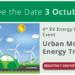 Jornada sobre movilidad urbana sostenible y energía en Barcelona