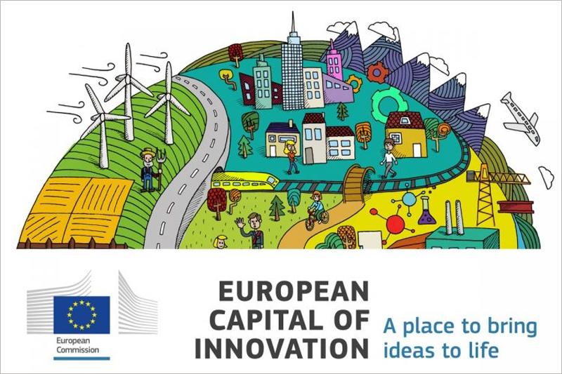 La Comisión Europea ha nominado a Madrid para ser Capital Europea de la Innovación 2018, el veredicto se dará a conocer en el Web Summit de Lisboa en noviembre.