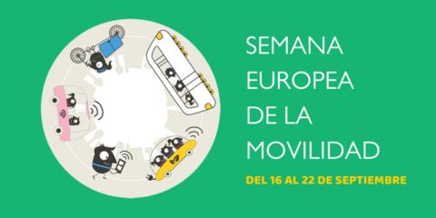 Los municipios españoles se preparan para la Semana Europea de la Movilidad del 16 al 22 de septiembre