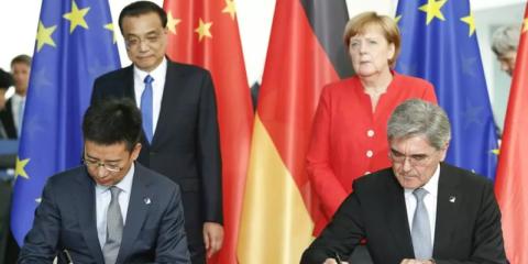 Siemens y Alibaba se alían para desarrollar soluciones de IoT para la Industria 4.0 en China