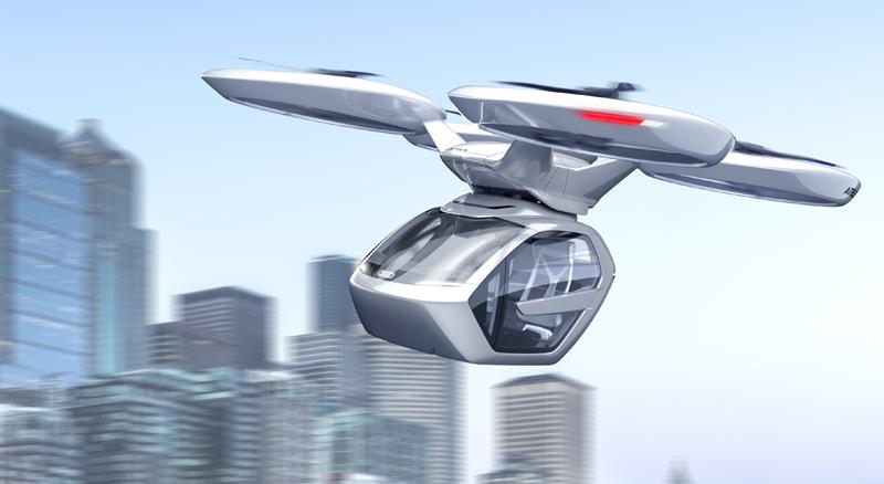 La iniciativa Urban Air Mobility (UAM) apoyada por la Comisión Europea, trabaja en el desarrollo de los vehículos aéreos de transporte de pasajeros como nuevo concepto de movilidad urbana.