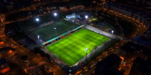 La Iluminación inteligente sitúa las instalaciones deportivas del Club Portugalete a la vanguardia en eficiencia y confort