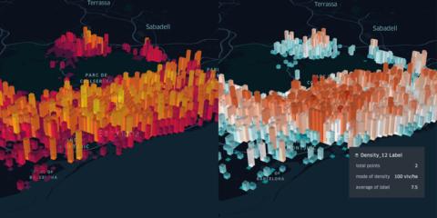 Un modelo predictivo basado en datos abiertos y aprendizaje profundo para conocer la densidad de ciudades de todo el mundo