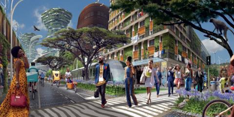 El 'metabolismo urbano' para alcanzar la sostenibilidad y la resiliencia, una propuesta para repensar las ciudades