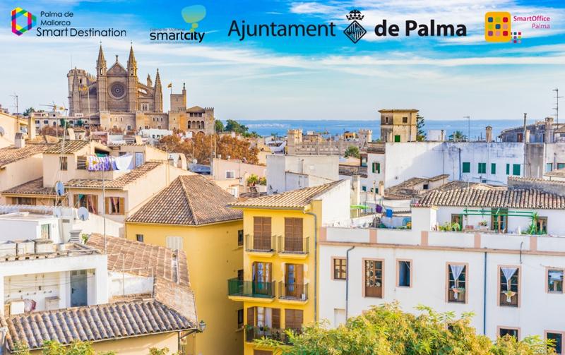 Imagen de la ciudad de Palma, capital de la isla de Mallorca.