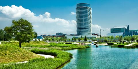 Parque del Agua: smart urban park para el Siglo XXI
