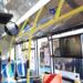 Un autobús urbano de Segovia ofrece contenidos de TV 4K como parte de un piloto sobre 5G de Telefónica