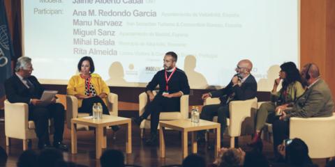 La Conferencia de la OMT en Valladolid hace un llamamiento a las ciudades para convertirse en destinos turísticos inteligentes
