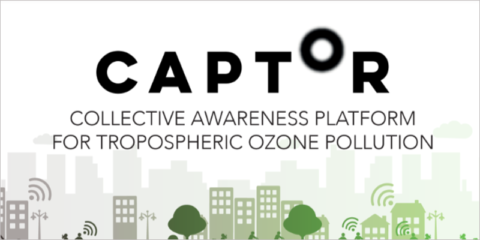 Participación ciudadana y sensores inalámbricos para monitorizar la contaminación por ozono, así es el proyecto Captor