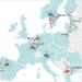 Estonia, Letonia y Lituania crean un corredor transfronterizo 5G para probar vehículos autónomos y conectados