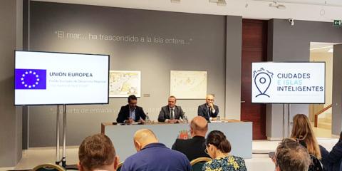 """Indra y Satocan, adjudicatarias del proyecto de ciudad inteligente """"LPA Inteligencia Azul"""" valorado en 7,9 millones"""