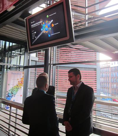 El encuentro reunió a profesionales y expertos en transformación digital.