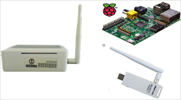 Sensor Wi-Fi desarrollado como parte de la plataforma Smart CEI Moncloa.