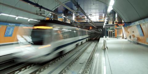 Madrid reutilizará la energía de frenado del metro para otras instalaciones de esta red de transporte