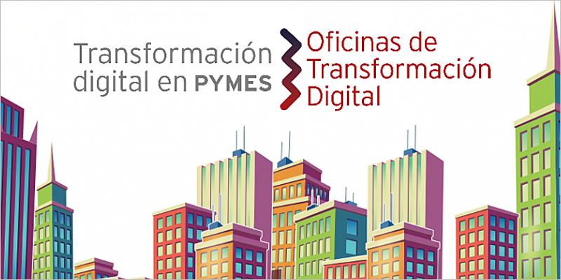 La convocatoria de Oficinas de Transformación Digital cuenta con un presupuesto de cinco millones de euros y financiará cada una de las 27 con un mínimo de 100.000 euros y un máximo de 200.000 euros.