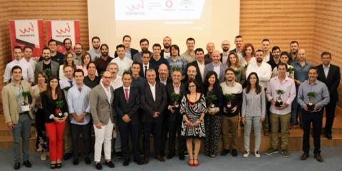 El Programa Minerva 2018 arranca dando a conocer los 30 nuevos proyectos tecnológicos seleccionados