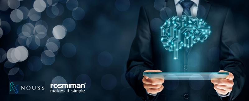 El planificador inteligente de Rosmiman y Nouss se basa en motores de inteligencia artificial y está creado para la gestión y mantenimiento de los activos.